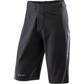 Northwave Domain Baggy Race Homme, black